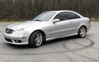 Mercedes Benz CLK55 AMG cheap v8 car