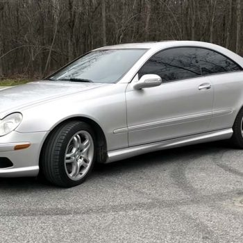 Mercedes Benz CLK55 AMG cheap v8 car