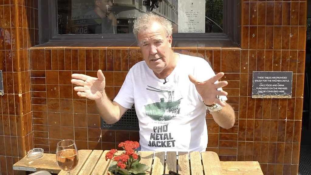Jeremy Clarkson Talking