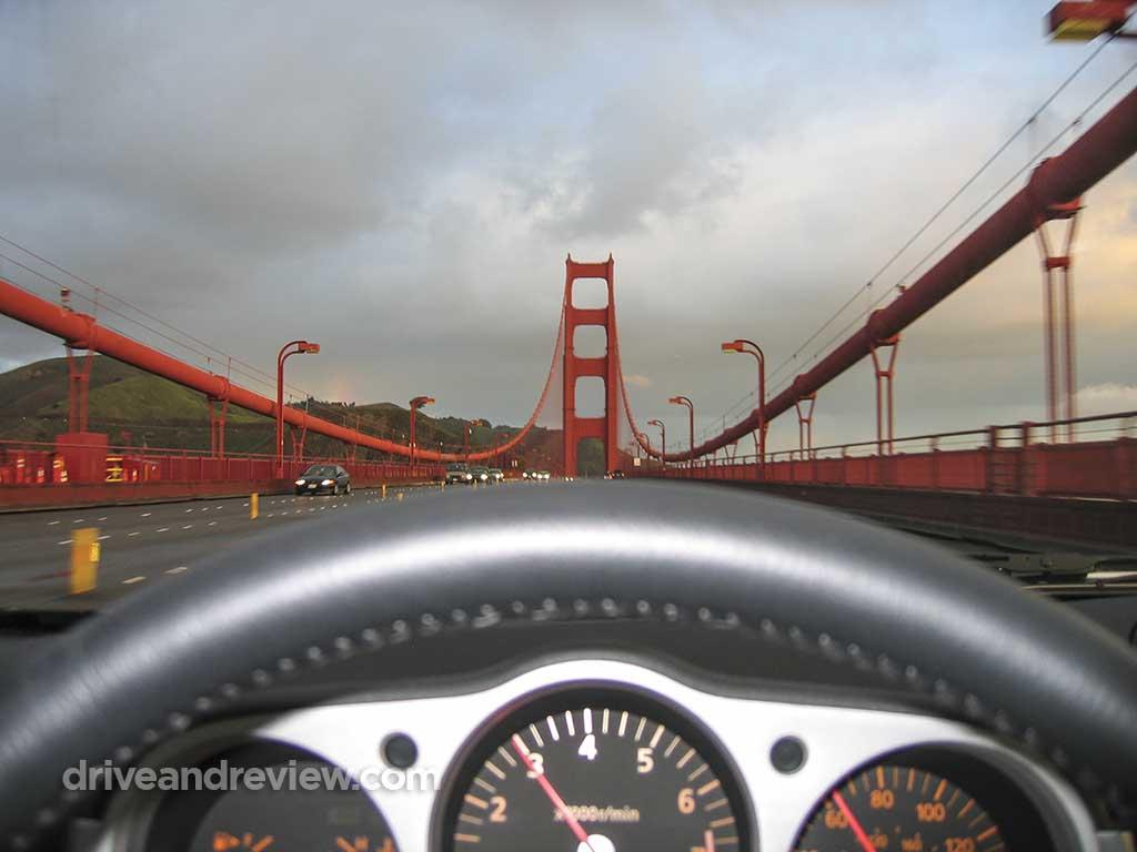 350Z road trip