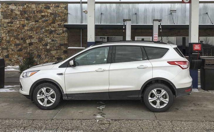 2015 Ford Escape problems