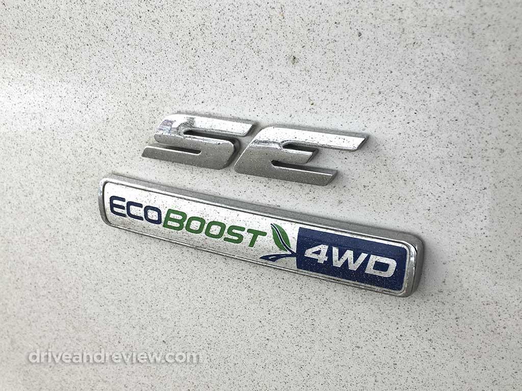 EcoBoost badge